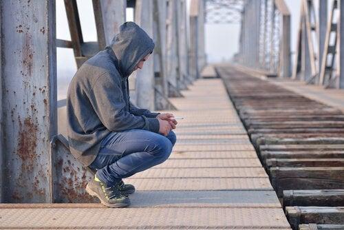Les peurs durant l'adolescence
