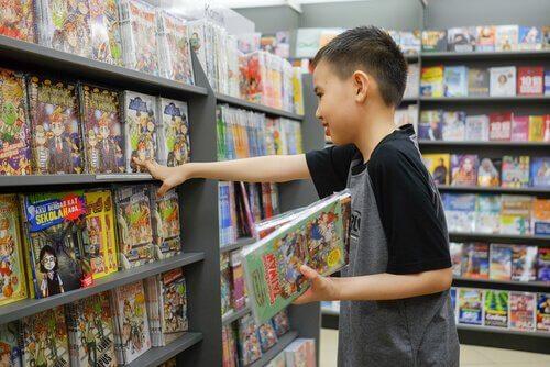 Les avantages de la lecture de bandes dessinées pour enfants