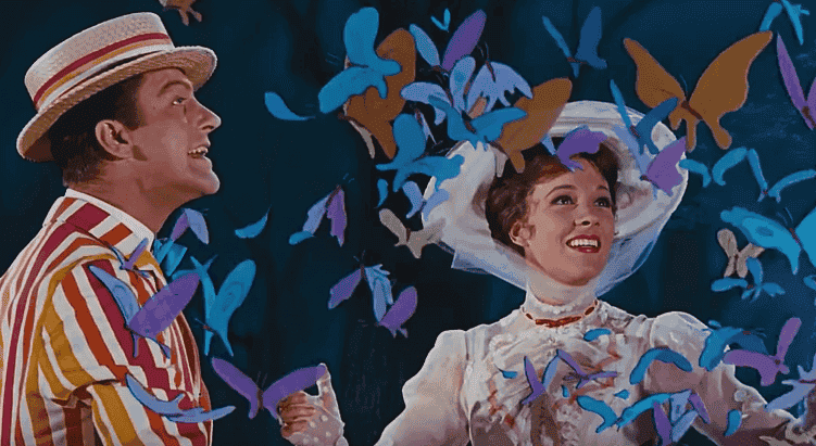 4 enseignements de Mary Poppins