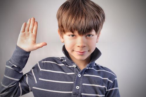 Mensonges des enfants : que faire ?