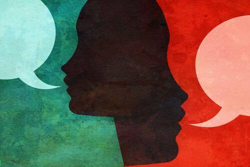 Un dialogue