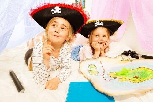 Les activités pour enfants en âge préscolaire sont très utiles aussi bien pour leurs bienfaits sur le mental que pour améliorer les capacités psychomotrices.