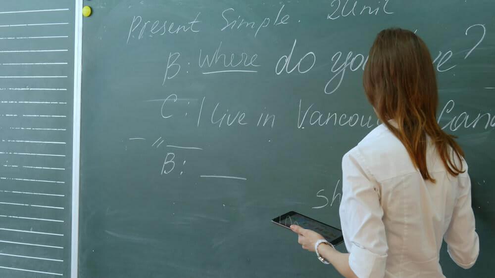 pratiquer la langue pour apprendre