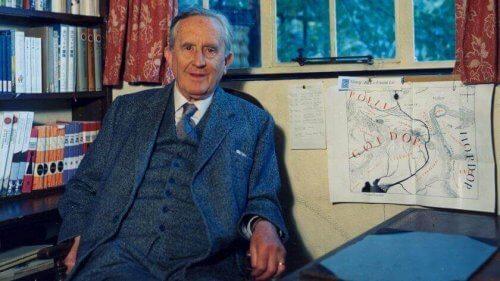 4 phrases éducatives de J.R.R. Tolkien