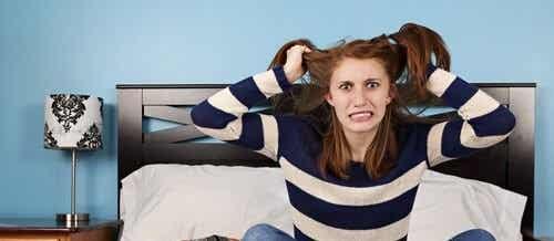 Qu'est-ce que la trichotillomanie à l'adolescence ?