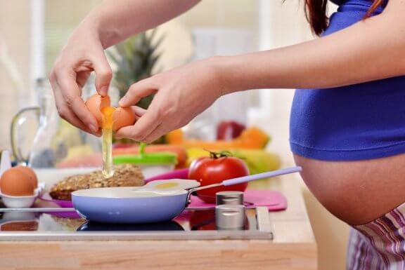 Alimentation pour les femmes enceintes