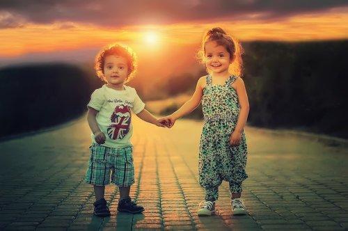 amitié et pudeur chez les enfants