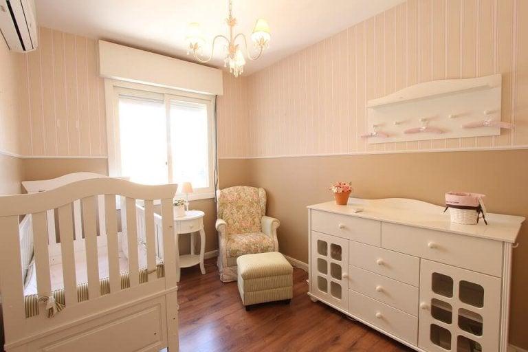 5 idées d'armoires pour la chambre du bébé