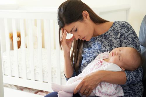 Comment la dépression affecte-t-elle la relation mère-enfant ?