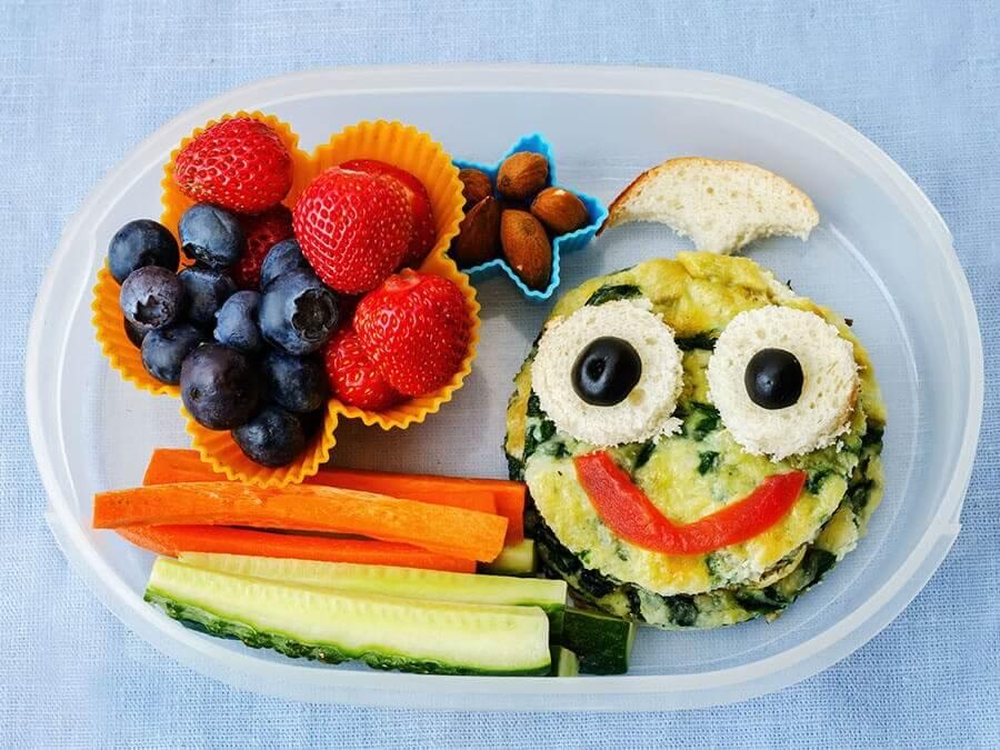 Conseils contre la peur d'essayer de nouveaux aliments