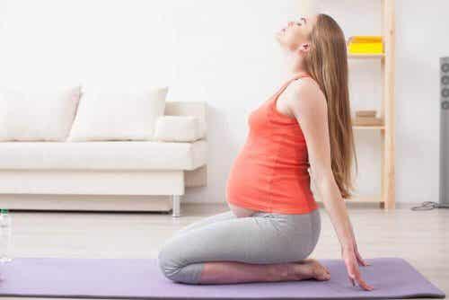 6 bienfaits du yoga pour femmes enceintes