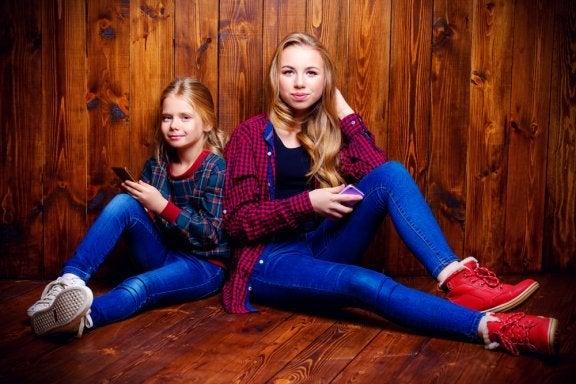 La relation entre frères et soeurs à l'adolescence