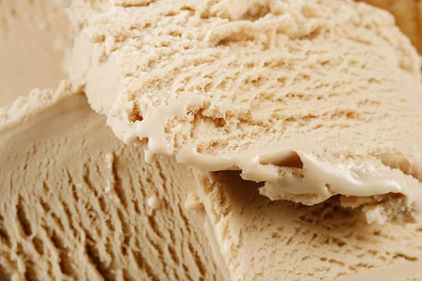 Recettes de glaces pour l'été : à la vanille.