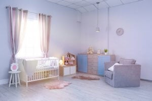 Idées pour la chambre du bébé en attendant la naissance