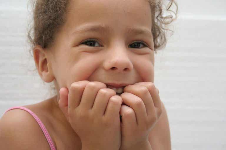 La phobie des insectes chez les enfants