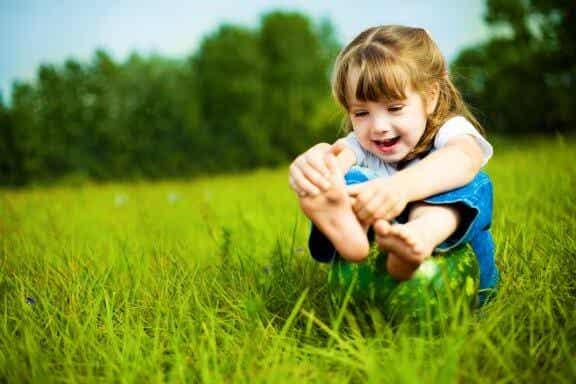 Comment prendre soin des pieds des enfants ?