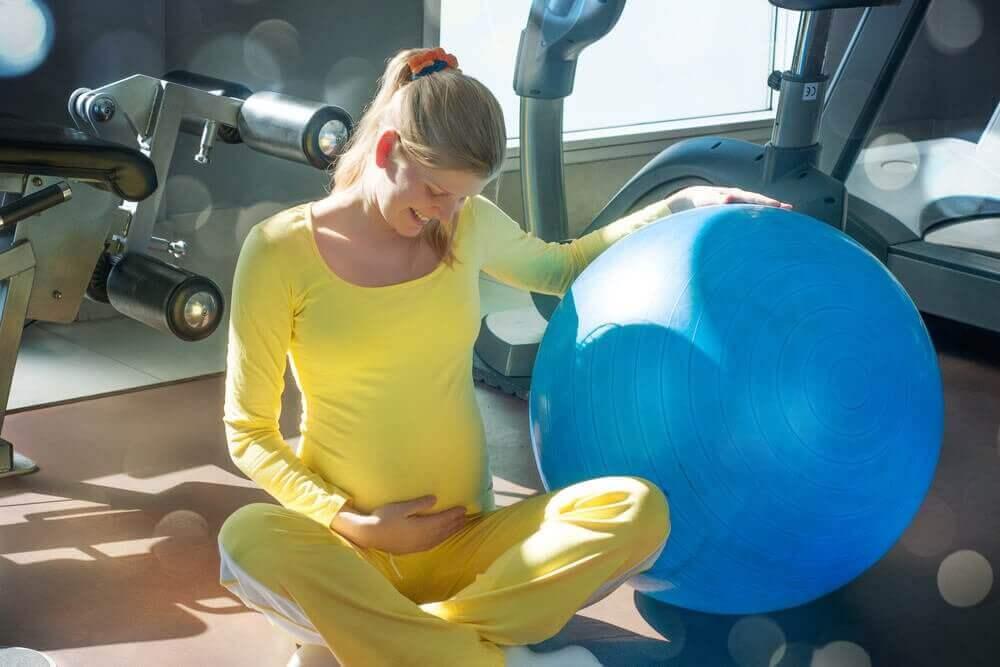activité physique lors de la grossesse