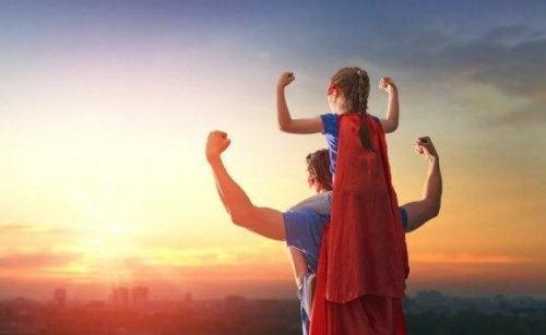 Eduquer des enfants avec de l'estime personnelle