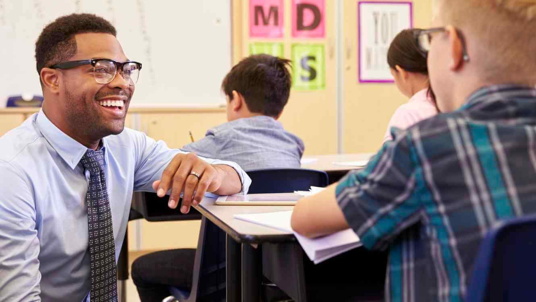 L'empathie de l'enseignant