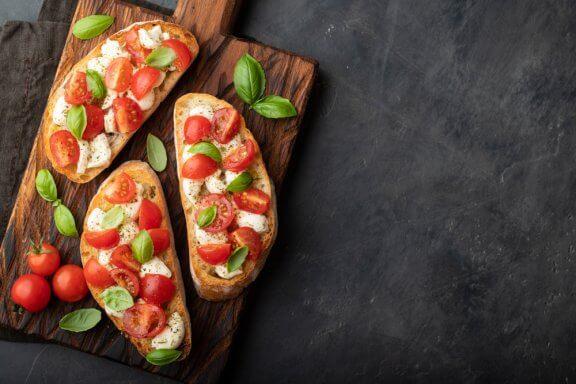 Quelques recettes et idées d'apéritifs rapides