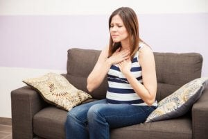 Soulagez les brûlures d'estomac pendant la grossesse