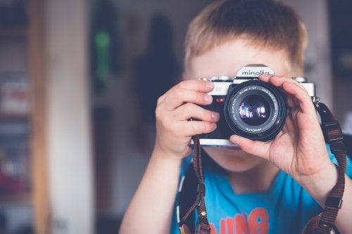 Les cours de photo permettent d'exprimer des sentiments et des pensées librement.