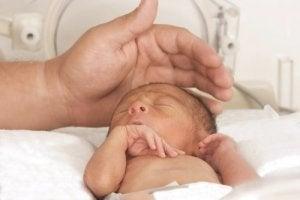 Prématurés: les bébés du septième mois