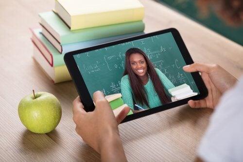 l'école en ligne