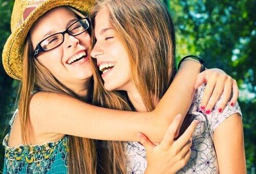 La construction de la féminité à l'adolescence