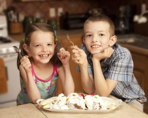 Recettes de glaces faciles à faire à la maison