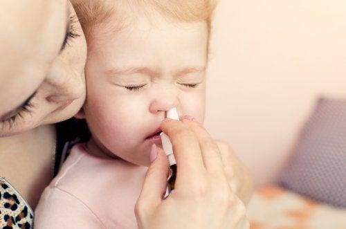 Les tests d'allergie chez les enfants