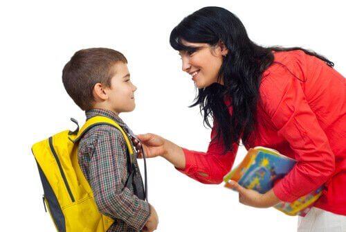 La trousse d'école doit contenir tout le matériel nécessaire pour que l'enfant puisse réaliser tous ses devoirs.