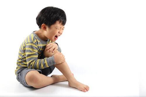 problèmes orthopédiques chez les enfants