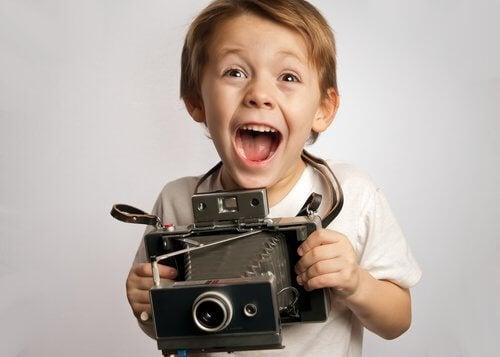 Les bienfaits des cours de photo pour enfants