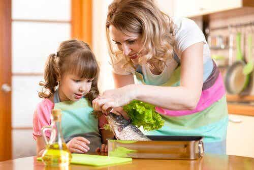 6 idées pour faire manger du poisson aux enfants