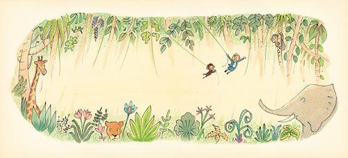 La petite fille aux singes, l'enfance incroyable de Jane Goodall