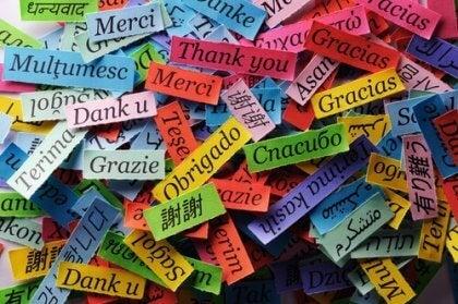 Merci dans de nombreuses langues