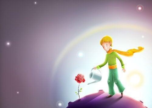 Le Petit Prince fait partie des nouvelles pour les enfants les plus célèbres.