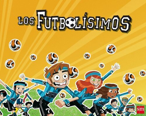 films pour enfants : los futbolisimos