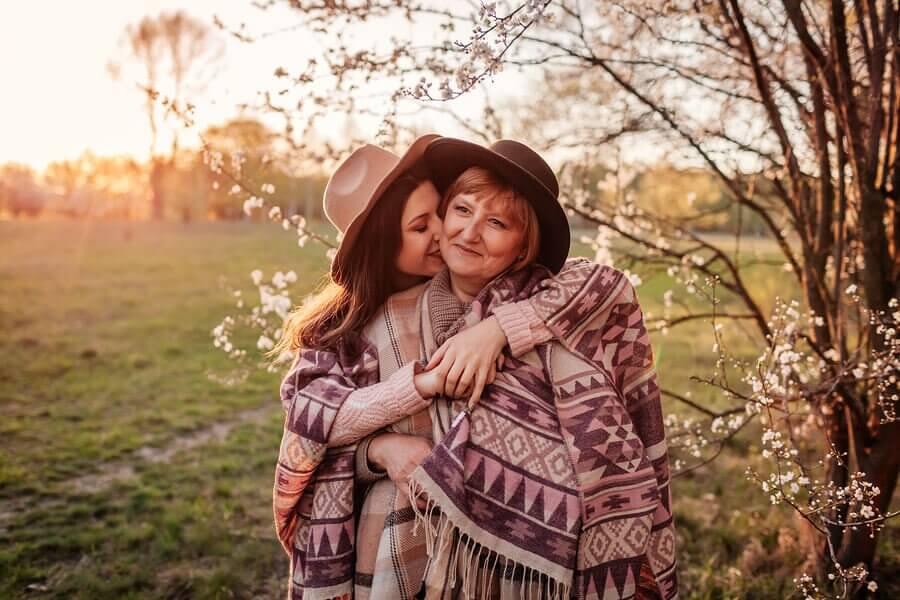Se marier est une étape pas toujours évidente à traverser dans la relation entre mère et fille.