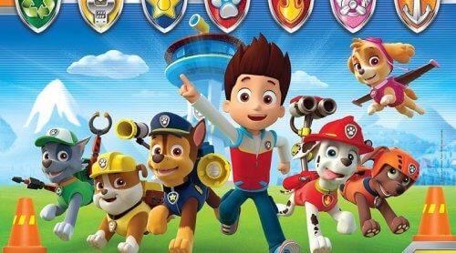 La patrouille canine est l'une des meilleures séries télévisées pour enfants qui existent.