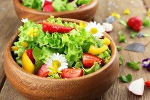 3 idées de préparation de salades