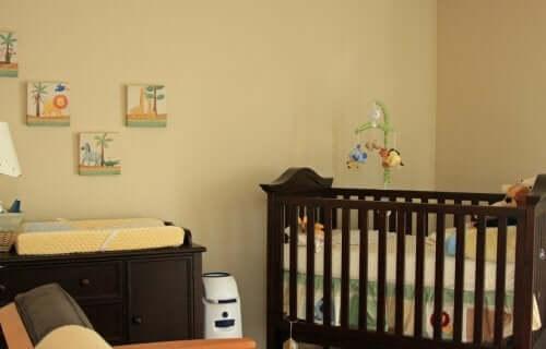 6 types de tables à langer pour les bébés