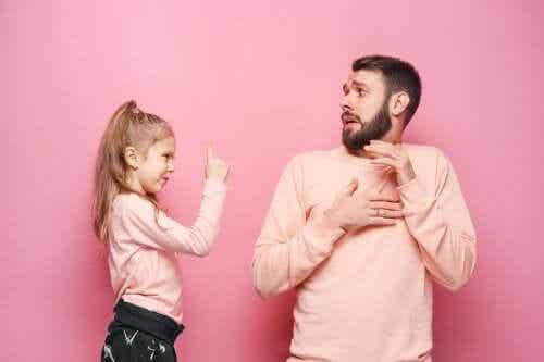 Quand peut-on céder face aux enfants ?
