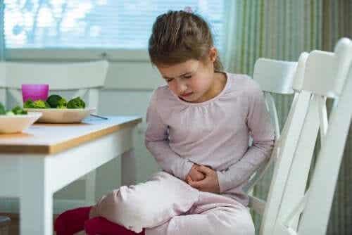 Indigestion chez les enfants : que faire ?