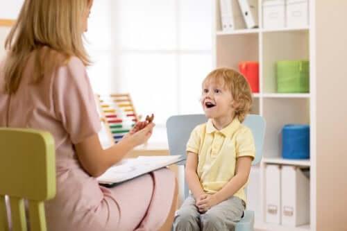 consultation psychologique d'un enfant