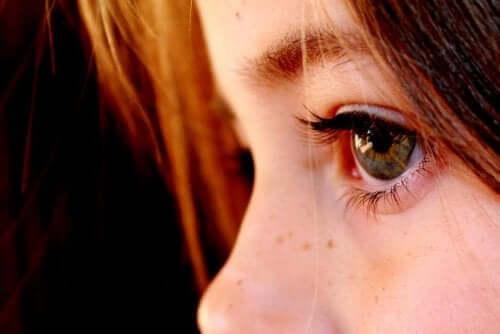 L'œil paresseux chez les enfants est une altération de la vision également appelée amblyopie.