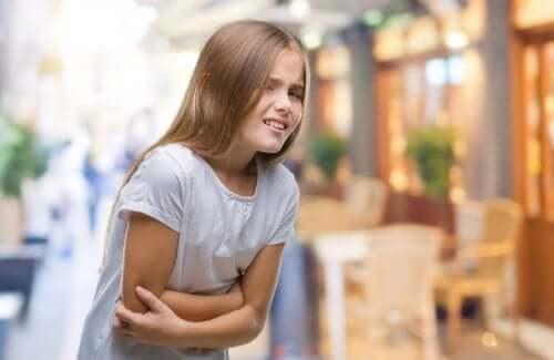 l'indigestion chez les enfants