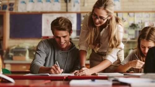 modèle curriculaire et apprentissage