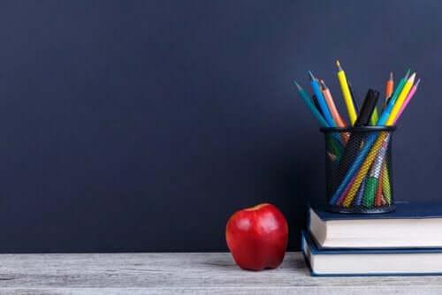 Les coins d'enrichissement scolaire dans la salle de classe